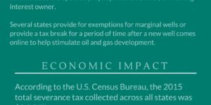 Severance Tax Infographic